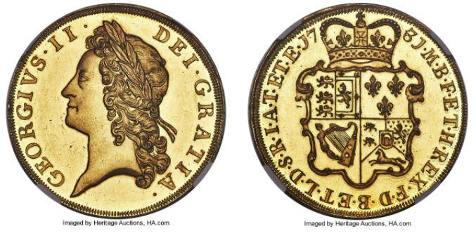 イギリスコイン